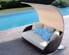 32 Most Interesting Outdoor Furniture Designs | Pouted Online Magazine – Latest Design Trends, Creative Decorating Ideas, Stylish Interior Designs & Gift Ideas
