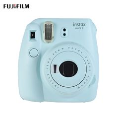 Fujifilm Instax Mini 9 Instant Camera with Selfie Mirror Was: $89.99 Now: $79.99 and Free Shipping.