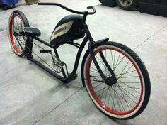 Love bikes.