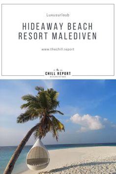 Malediven Hideaway All Inclusive - Hideaway Beach Resort Robinson Crusoe, Palm Beach, All Inclusive, Hotel Reviews, Beach Resorts, Beaches, Asia, Romance, Luxury
