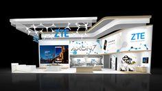 ZTE IFA 2016 on Behance