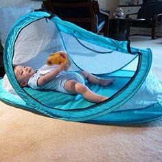 kilofly Original Instant Pop Up Portable Travel Baby Beach Tent + 2 Stake Pegs