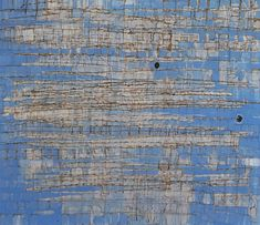 Mark Bradford - On a Clear Day, I Can Usually See All the Way to Watts, 2001, mixed media on canvas, 72 x 84 inches