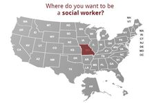 Find Your State's Licensing Laws with Social Work License Map - http://www.socialworkhelper.com/2014/02/07/find-states-licensing-laws-social-work-license-map/?Social+Work+Helper via Social Work Helper