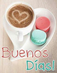 Buenos Dias - Continue reading →