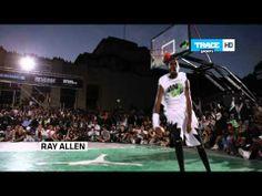 FOOTBALL -  Ray Allen roi de Paris au Quai 54 ! - http://lefootball.fr/ray-allen-roi-de-paris-au-quai-54/