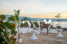 Stunning wedding at Velas Vallarta