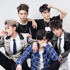 The boy band Acrush is made up of five members—all of whom are girls. They've already accrued a substantial following (even before releasing any music) of primarily young female fans who call the band members 'husbands.' While Acrush is challenging...