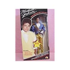 Mattel Michael Jackson Barbie Doll Superstar of the 80's Grammy Awards Outfit
