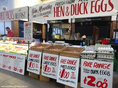 St George's Market, Belfast, Northern Ireland.