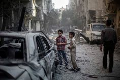 Crianças terão sido encorajadas por combatentes do Estado Islâmico