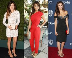 What a Knockout! Birthday Girl Nina Dobrev's Standout Style Moments  #InStyle