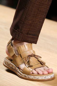 Salvatore Ferragamo Light Brown Sandal for guys Sandals 2014, Sport Sandals, Men Sandals, Buy Shoes, Me Too Shoes, Men's Shoes, Salvatore Ferragamo, Vogue Paris, Sports Footwear