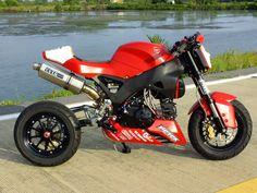 Honda MSX Accessoires http://www.motobot-racing.com