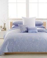 Calvin Klein Belle Comforter and Duvet Cover Sets