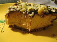 Peanut Butter Mousse Cup Pie