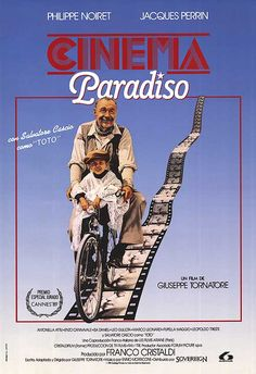 A film about love... #cinema #paradiso #film