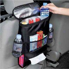 New #Mummy #Baby #Infant #Insulated #Monogram #Handbag #Cooler #Car #Organizer #Bag