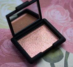 "NARS Christopher Kane ""Outer Limits"" Eyeshadow Swatches, Review, and Makeup Look"