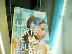 Sandrine Beau : La porte de la salle de bains