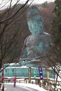 Budha in Northern Japan