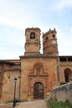 Las Torres de Alcaraz