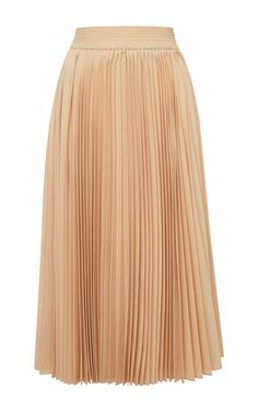 Accordion Pleat Skirt by Derek Lam 10 Crosby - Moda Operandi