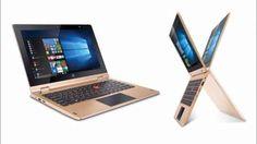 IBall CompBook I360, il convertibile con Windows 10 bello ed economico La cifra di 190 dollari non è davvero elevata per un ultrabook convertibile davvero piacevole a vedersi e, sicuramente, ben costruito: è davvero ammirevole come le porte, i chip per la connettività,  #convertible #notebook #iball