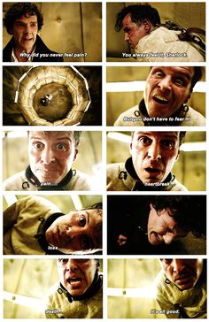 SO brilliant. I <3 Andrew Scott. He was absolutely out of this world in this part. Chills, goosebumps, horror, he's amazing