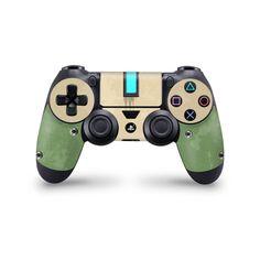 Bastion PS4 Controller Skin