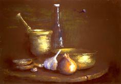 Cl, Pastels, Still Life, Paintings, Facebook, Flowers, Sweet Treats, Recipe, Chalk Drawings