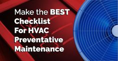Keeping up with an HVAC system's maintenance needs can be challenging for any property manager. Having a plan as a checklist can make it easier. Commercial Hvac, Hvac Maintenance, Hvac Installation, Invoice Design, Thing 1, Heat Exchanger, Heating And Cooling, Property Management, Save Energy