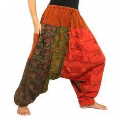Pantalon sarouel Basu