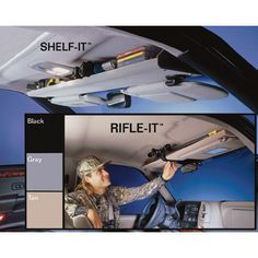 Vertically Driven Products™ now offers an easy way to organize your truck or SUV. Shelf-It™ easily mounts into existing v. Future Trucks, New Trucks, Ford Trucks, Pickup Trucks, Custom Trucks, Jeep Xj, Jeep Truck, Tacoma Truck, Truck Mods