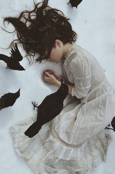 For Only Death is in Eternal Bloom — Crystal Lee Lucas