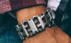Leatherman Tread Bracelet – Wearable Multi-Tool With 29 Tools