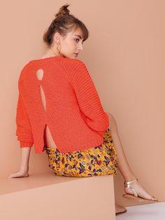 FELIPA jumper i Phil Petillant Jumpers, Sarees, Summer Dresses, Fashion, Threading, Moda, Summer Sundresses, Fashion Styles, Jumper