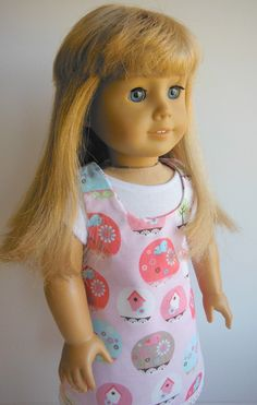18 inch Doll Clothes fits American Girl  Summer by HoleInMyBucket, $18.00