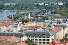 zoomsquare präsentiert das Wiener Stadtviertel Kaisermühlen – ein Grätzl zwischen Blues und Sommerhit