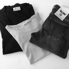 too vogue to handle Minimal Chic, Minimal Fashion, Grey Fashion, Fashion Beauty, Winter Fashion, Women's Fashion, How To Have Style, Mein Style, Ootd
