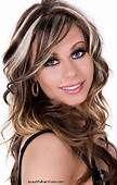 Dark Brown Hair with Blonde Highlights Underneath - Bing Images