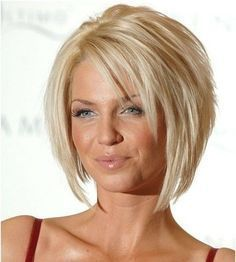 5 Popular Short Hairstyles for Round Face - Style Samba