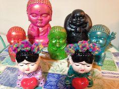 Budas#friditas#macetas#Kriya