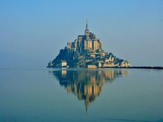 Le Mont Saint Michel, France
