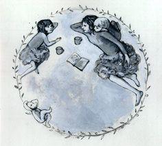Rust illustratie Maaike Putman