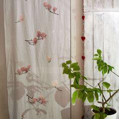 Magnolia block printing on Behance