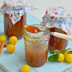 Mirabelle Jam (Yellow Cherry Plum Jam)