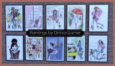 Sims 4 - Elegant Paintings101 - Dinha