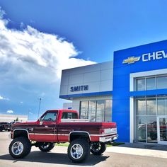 Lifted Chevy Trucks, Gm Trucks, Diesel Trucks, Cool Trucks, Pickup Trucks, Chevy K10, C10 Chevy Truck, Chevy Pickups, Chevrolet Trucks
