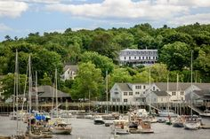 Two days in Camden, Maine. What to eat, where to stay, what to do - from Saveur.com
